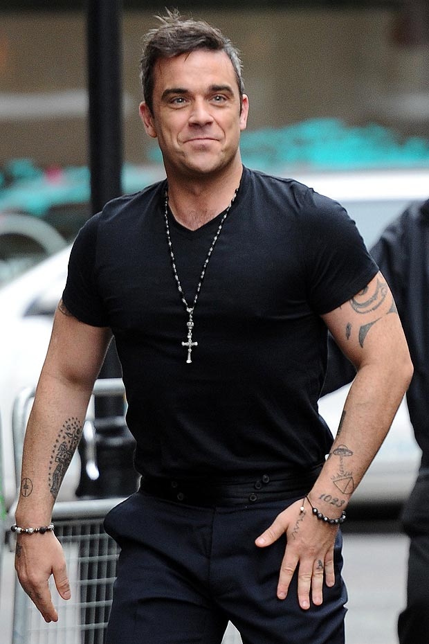 robbie williams - photo #20