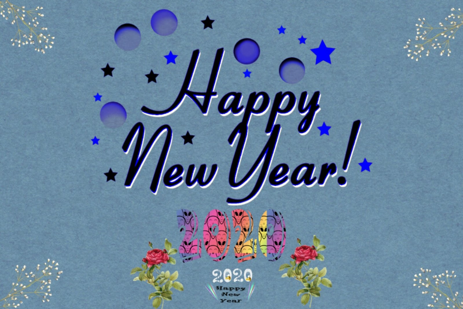 Happy New Year 2020 Beautiful Wishing Images Free To Download Hd Quality Top10 Birthday Special Photos Happy Birthday