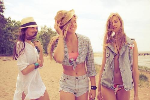 Vestir para playa