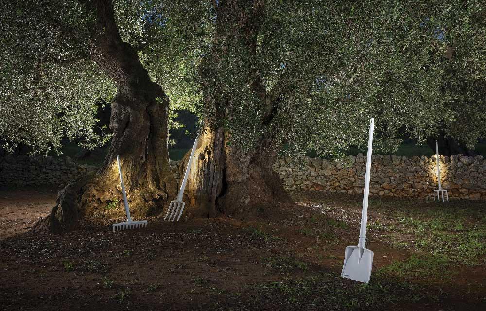 lampade di design per il giardino