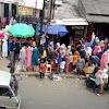 Mendapat ijin dari Anies Berjualan di Jalan, Kini PKL Mulai Kuasai Trotoar