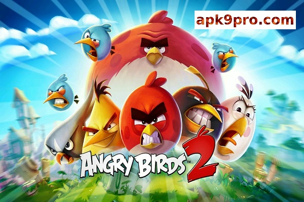 Angry Birds 2 v2.42.0 Apk + Mod + Mega Mod + Data (File size 198 MB) for android