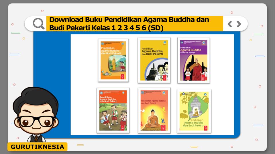 download gratis buku pdf pendidikan agama buddha sd