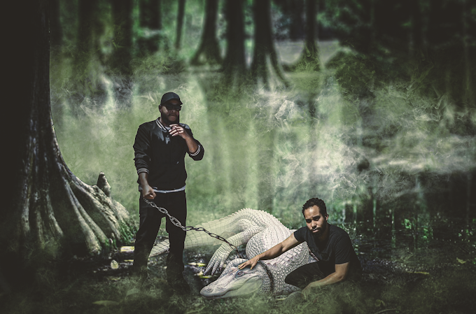 ALBUM REVIEW: New Orleans Experimental Hip-Hop Duo MarkRob Set to Release Two Projects: 'Coffee and CBD' and 'Green Leaf Chronicles'