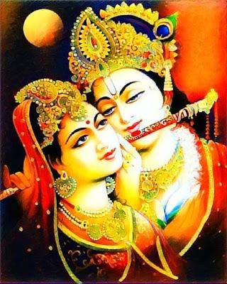Shri Radha Ashtakam