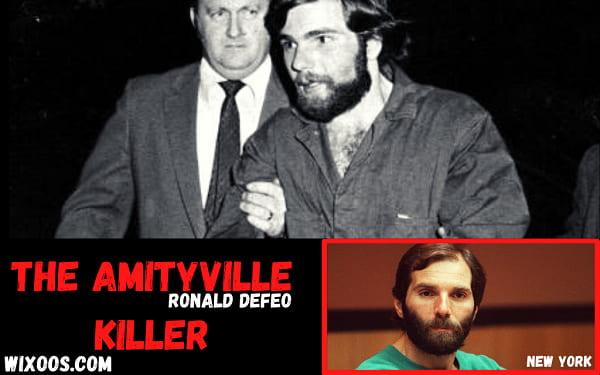 Ronald DeFeo the Amityville killer