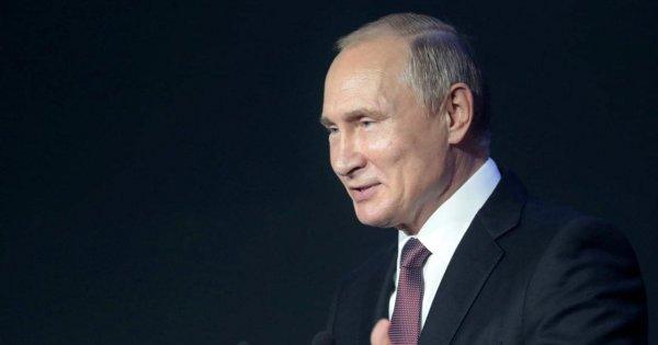 Πούτιν προς ΗΠΑ: «Οι πύραυλοί μας έχουν ταχύτητα 9 Μach - Δεν θα προλάβετε ούτε να τους δείτε»!