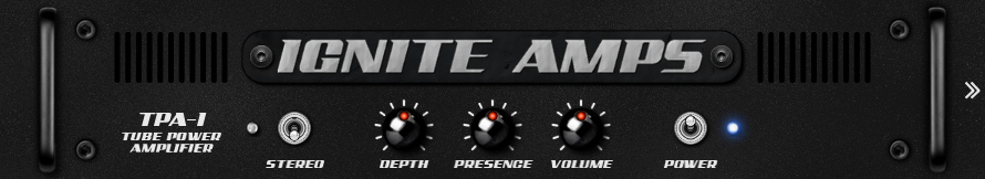 TPA-1 by Ignite Amps