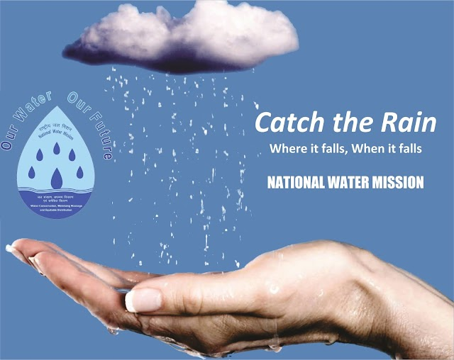 Catch the Rain Campaign Gathers Steam