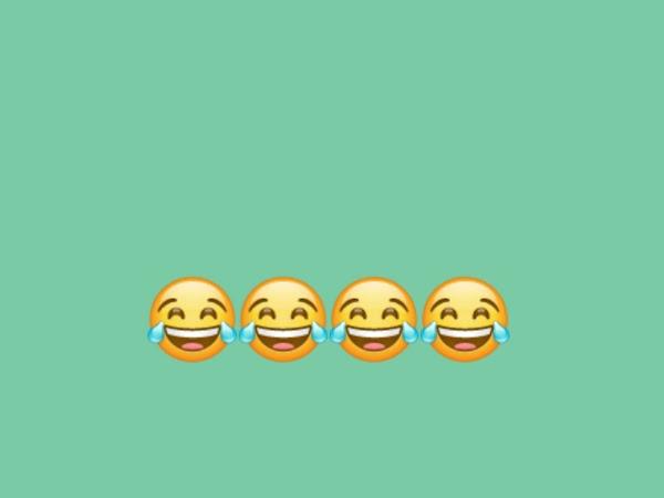 Salah Emoji, Wadaw Sekali