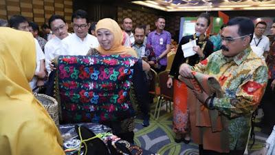Pemprov Jatim Mulai Misi Dagang Perdana Tahun 2020 di Provinsi Sumut