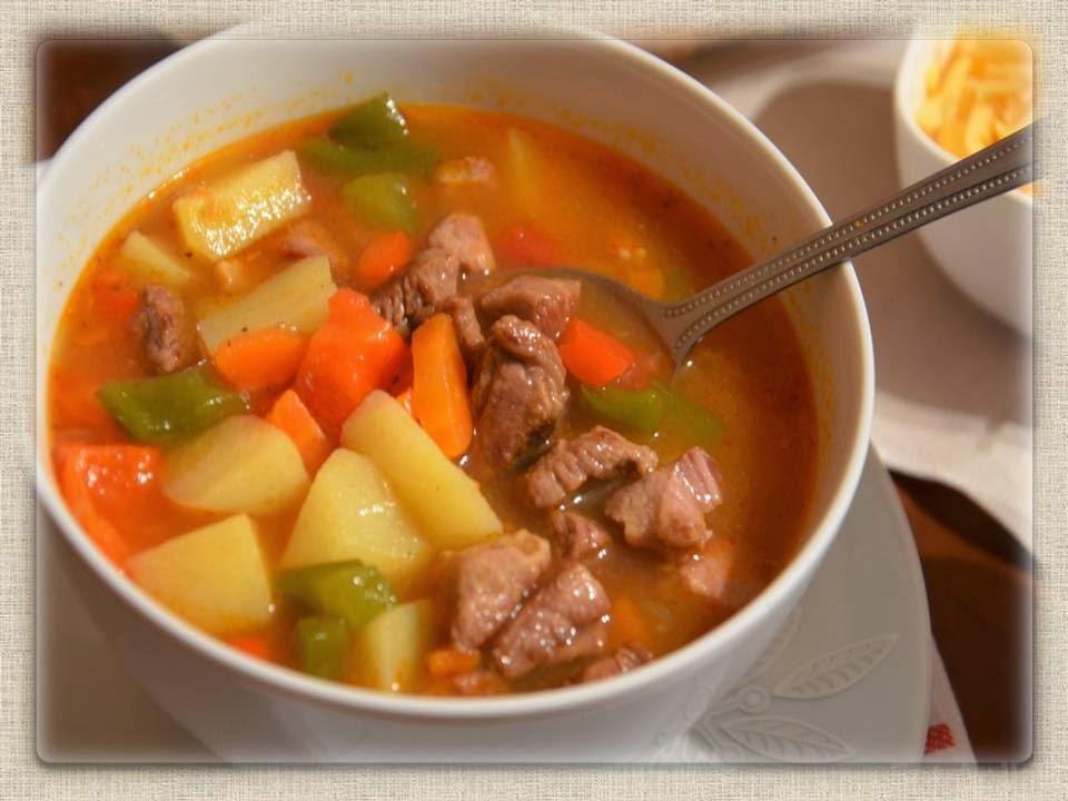 Zupa Gulaszowa Z Chili Domowa Kuchnia Aniki Najlepsze Blogi I