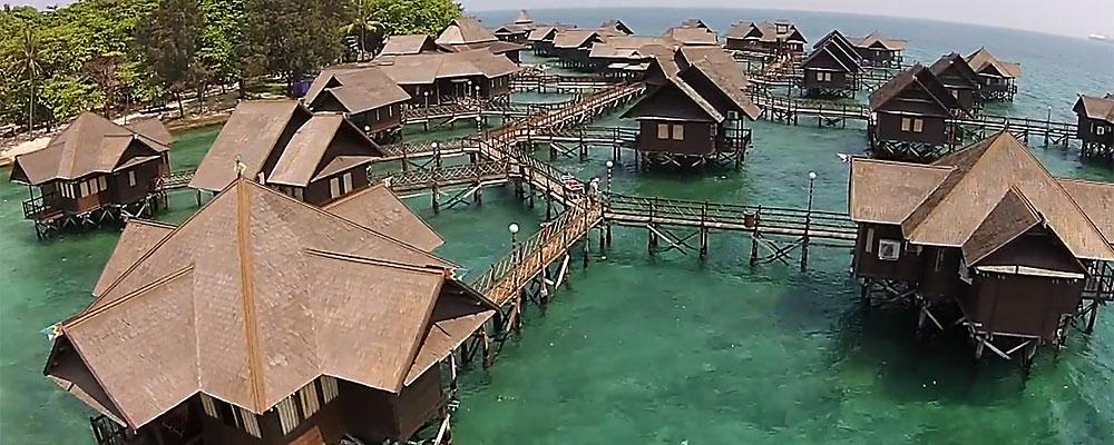 paket wisata pulau resort ayer