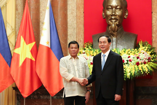 PH,Vietnam agreed to boost trade relations
