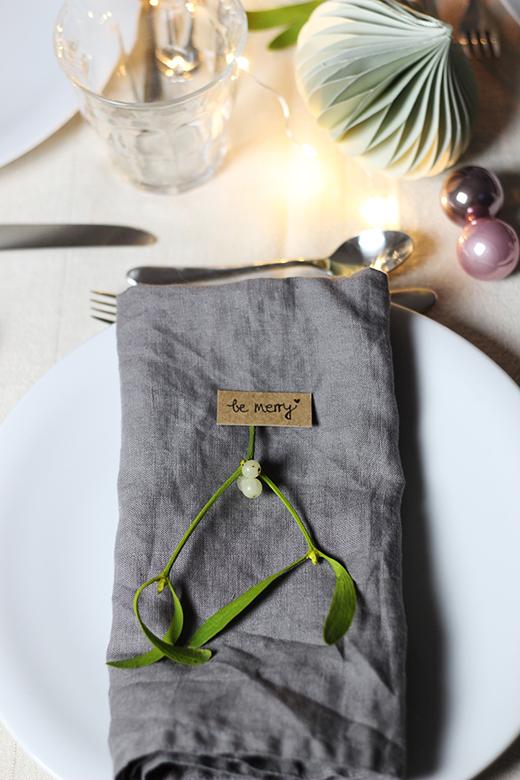 Vegetarisches Weihnachtsmenü 2015, Holunderweg18