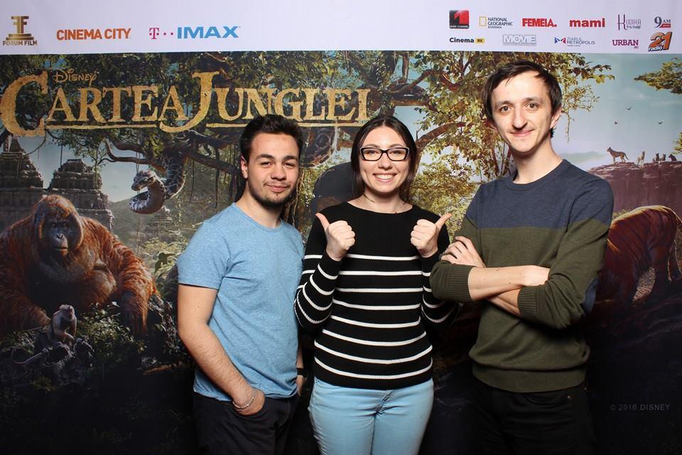 Avanpremiera Cartea Junglei - Ranevents - Silviu Pal Blog
