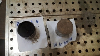 ring sample tanah