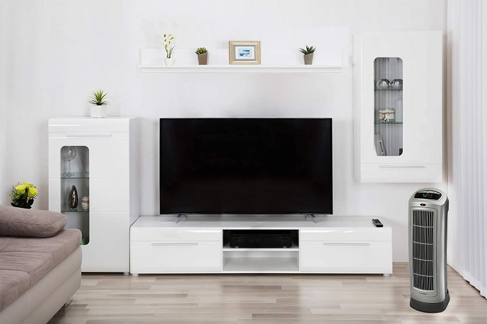 Lasko 755320 Ceramic Space Heater With Remote Control