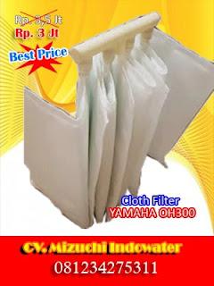 cloth filter Yamaha Water Purifier OH300