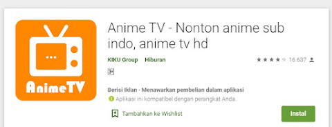 aplikasi Anime TV