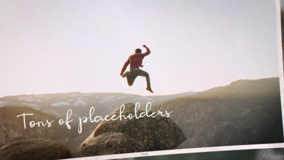Projects - VideoHive - This Is Slideshow - 23649519 [AEP]