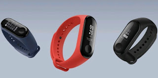Xiaomi Launched Mi Band 3 in India