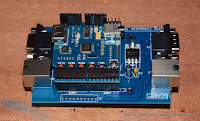 Loconet Sound and Outputs Module with Arduino - DCC, Electrical