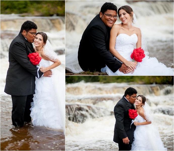 Noiva de setembro estrangeira de Karaku pode