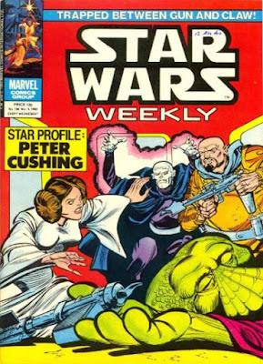 Star Wars Weekly #106