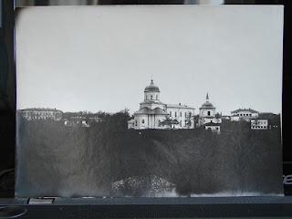Полтава. Свято-Миколаївська церква. Фото 1905 р.
