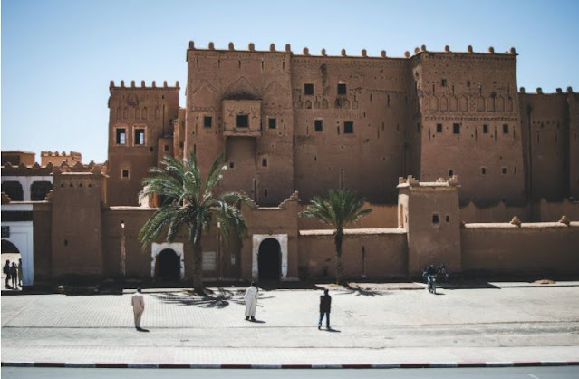 Morocco the city