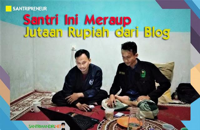 Berawal Dari Blog, Fathnan Mendulang Jutaan Rupiah dari Jasa Pembuatan Website