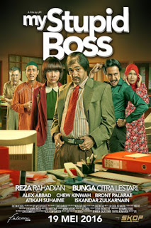 Download Film My Stupid Boss (2016) DVDRip Full Movie