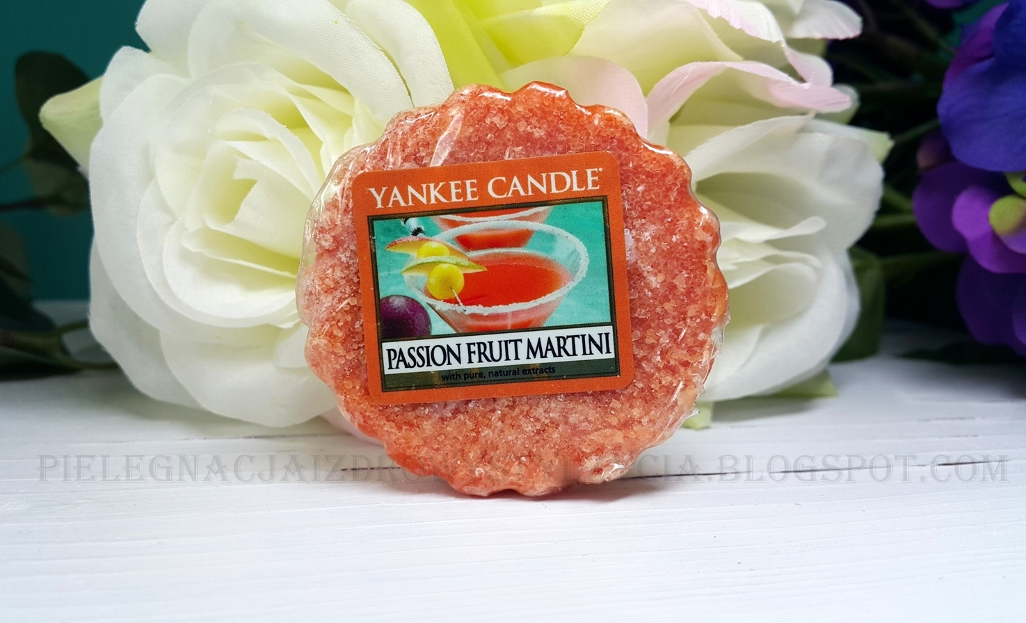 Passion Fruit Martini Yankee Candle