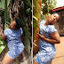 Only You Can Make Me Cum; See What Lady Was Doing With A Plantain Tree