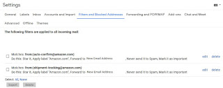 Gmail Forwarding Email Filters,