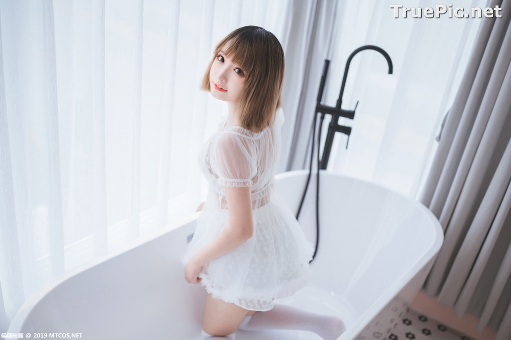 Image [MTCos] 喵糖映画 Vol.025 – Chinese Cute Model – Beautiful White Story - TruePic.net - Picture-5