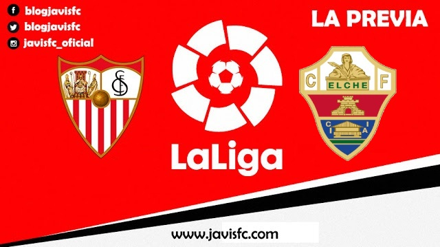 Previa Sevilla FC - Elche