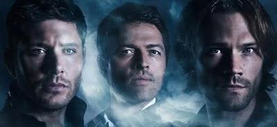 جولة أخيرة لعائلة (وينشستر) في ملصق الموسم النهائي الخامس عشر لمسلسل خوارق للطبيعة Supernatural