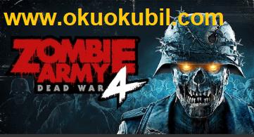 Zombie Army 4 Dead War (PC) Zombi Geri Döndü Can, Sekmeme +13 Trainer Hilesi