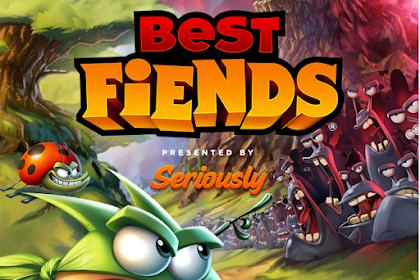 Best Fiends Mega Mod Apk Puzzle v6.9.1 Full Adventure