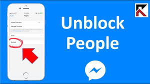 I Want To Know How to View My blocked list & Unblock People/FB Friends on Facebook