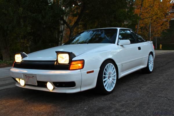 1988 Toyota Celica Gt4 Auto Restorationice