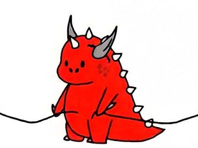 Gambar Dino Lagi Ngetren di TikTok Lengkap Terbaru