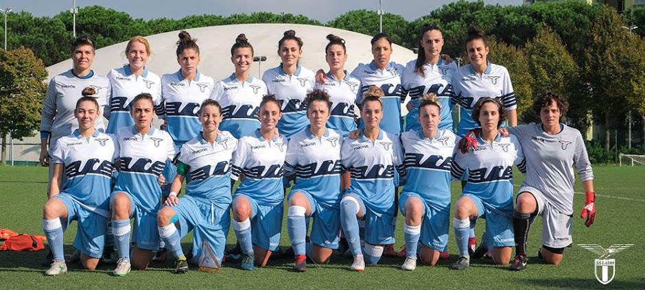Calendario Calcio Femminile Serie B.Lazio Women
