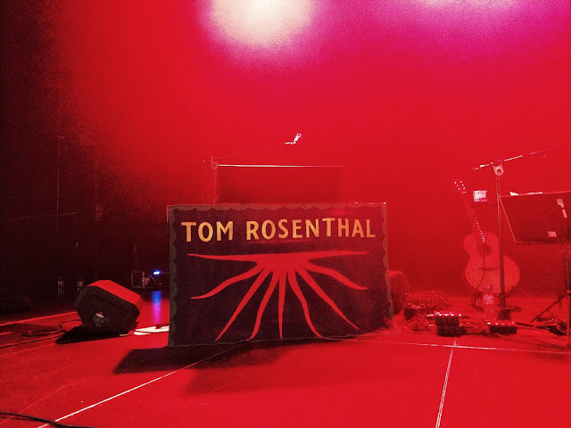 Tom Rosenthal w Warszawie, 24.05.2019