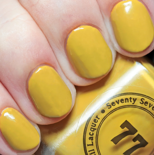 Seventy-Seven Nail Lacquer Persephone