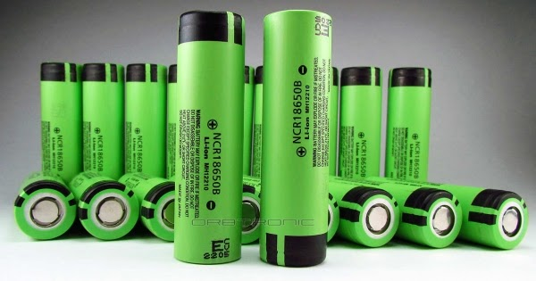18650 Battery Review Test Specs 2018 The Best 18650