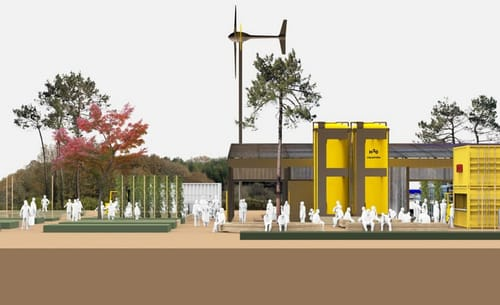 IKEA transforms a Swedish city into a sustainable community