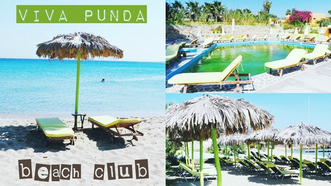 VIVA PUNDA Summer Beach Club Paros island, travel video